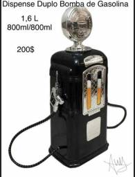 Dispenser Dosador Bebidas Duplo Dispensador Bomba Gasolina