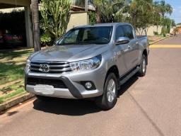 Hilux SRV 4x4 2018 Diesel Único Dono Baixo KM - 2018