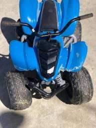 Quadriciclo elétrico infantil importado