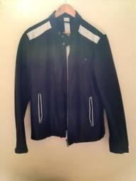 Jaqueta de Couro Zara G