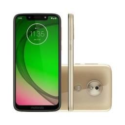 Smartphone Moto G7 PLAY 32GB Edição Especial Ouro