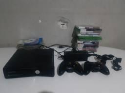 Xbox 360 desbloqueado e completo