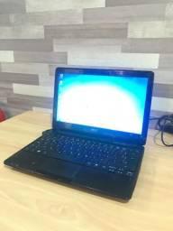 Netbook Acer tela de 10'' 2 Gb de RAm e HD de 500 Gb