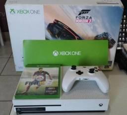 Xbox one s semi novo e parcelo no cartão de crédito em até 12 x sem juros