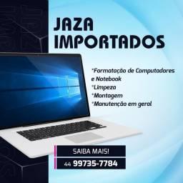 Manutenção de Computadores, Celulares e Notebooks !!!!!!!!!