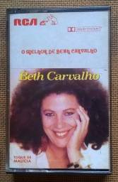 Beth Carvalho - Toque de Malícia - Fita cassete de 1988