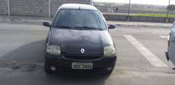 Clio sedan extra 2001 completo
