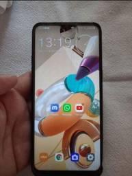 Vendo um celular LG K 41 semi novo