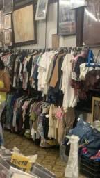 Brechó de roupas plus size