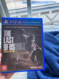 The Last Of Us original, usado, na caixa.