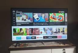 Tv 50 Samsung Led / HDR 4K / Top De Linha