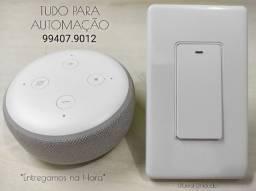 Interruptor Wifi. Funciona com Alexa e Google Home. Pronta Entrega