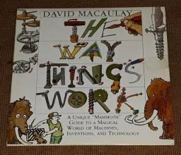 The Way Things Work - Como As Coisas Funcionam CD-ROM