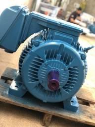 Motor eletrico 125cv 4 polos w22