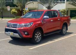 Toyota Hilux 2.8 Tdi cab. Dupla 4x4 *Parcela