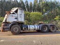 Scania 124 2011 batido