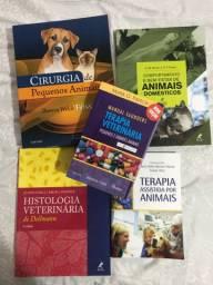 livros medicina veterinária