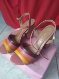 Sapato usando 1vez