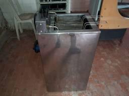 vendo o fritador elétrico água e óleo