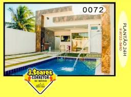 Carapibus, Piscina, 3 suítes, 100m², R$ 350 mil, Venda, Casa, Conde