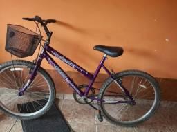 Bicicleta Cairu Roxo Escuro