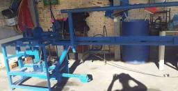 Maquina para fabricação alambrado