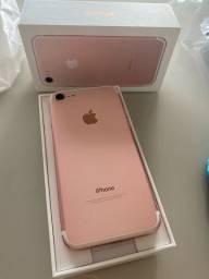 iPhone 7 Rose 32GB Novinho