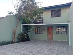 Sobrado com 4 dormitórios para alugar, 140 m² por R$ 2.330,00/mês - Uberaba - Curitiba/PR