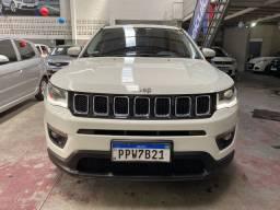 Jeep Compass 2018 Longitude 2.0 Automática - Única dona - Oportinidade - Baixo Km Rodado!