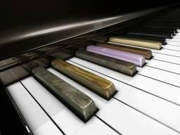 Aulas de Teclado / AB MUSIC