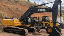 Escavadeira 2017 Entrada R$ 52.500,00 + Parcelas