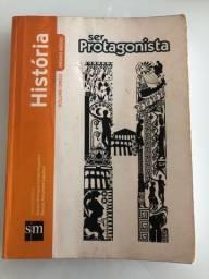 Livro Ser Protagonista História - Volume Unico