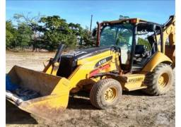 Retroescavadeira CAT 416E - 2014