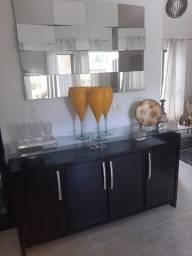 Conjunto sala de jantar (mesa e buffer)