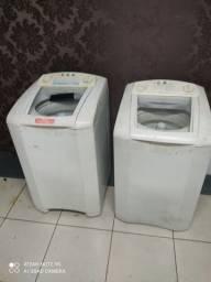 Lavadoras , máquina de lavar revisada com garantia ( entrego )