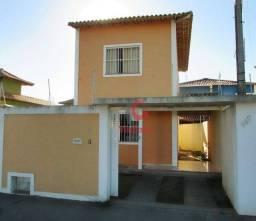 Casa com 2 dormitórios para alugar, 75 m² por R$ 1.100,00/mês - Village Rio das Ostras - R