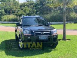 Tucson 2.0 Aut. 2013. Ent. R$ 13.000  - TITAN Multimarcas