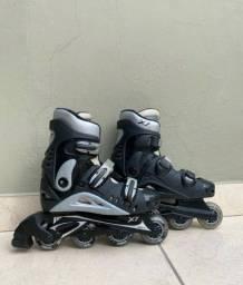 Título do anúncio: patins x7 otimo estado