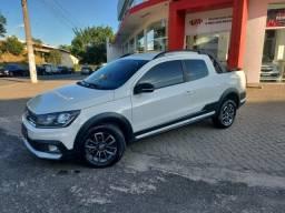 Volkswagen Savaeiro Cross CD 1.6 msi flex manual 2020 Único dono