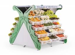 Expositor de frutas e verduras (Guilherme