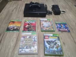 Título do anúncio: Xbox 360 desbloqueado (com vários jogos)