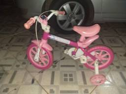 Título do anúncio: Bicicleta aro 12