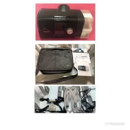 Cpap S10 Autoset + Umidificador + Máscara Nasal