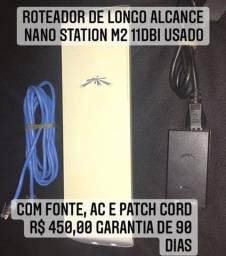 Título do anúncio: Nano Station M2