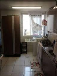 Apartamento com 2 dormitórios à venda, 49 m² por R$ 145.000 - Fragata - Pelotas/RS