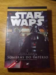 Livro Star Wars Sombras do Império