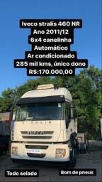 Iveco Stralis 460 NR 6x4  Automático