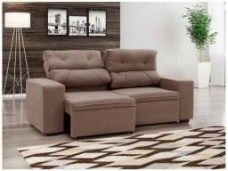 Sofá reclinável (de loja) - barbada