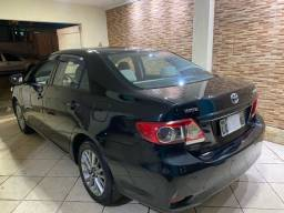 Título do anúncio:  Corolla 2014 GLI 1.8 automático  GNV  5
