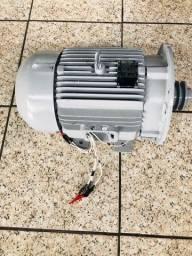 Motor elétrico 12,5 CV trifásico